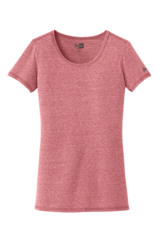 Ladies Tri-Blend Performance Scoop Tee