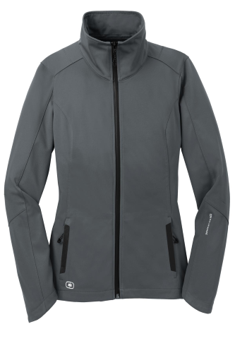 OGIO ENDURANCE Ladies Crux Soft Shell