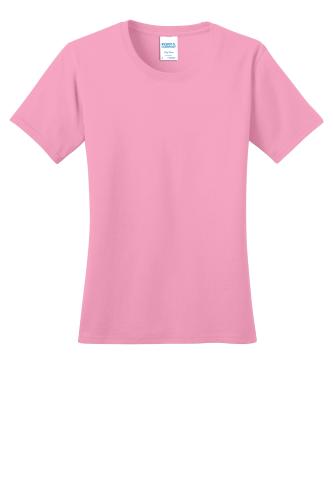 Port & Company Ladies Essential Ring Spun Cotton T-Shirt