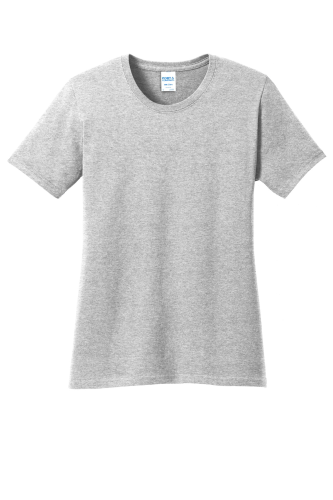 Ladies 100% Cotton T-Shirt