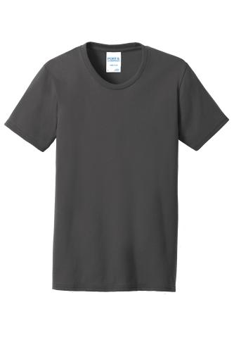 Port & Company Ladies 50/50 Cotton/Poly T-Shirt