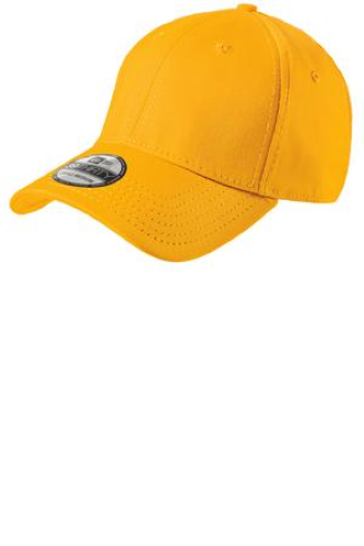 Structured Stretch Cotton Cap