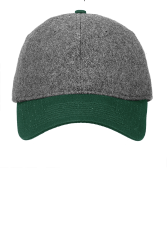 Melton Wool Heather Cap