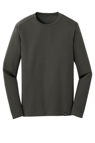 Heritage Blend Long Sleeve Crew Tee