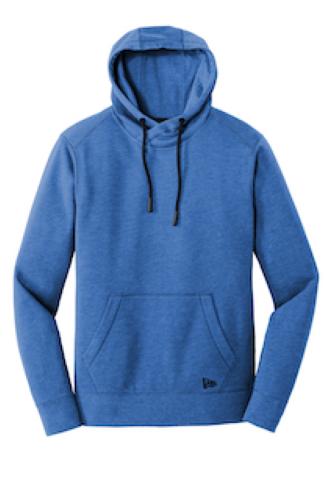 Tri-Blend Fleece Pullover Hoodie