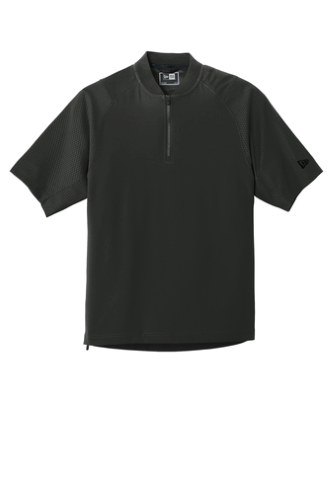 Cage Short Sleeve 1/4-Zip Jacket