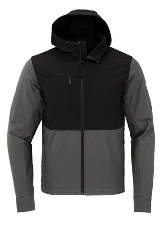 The North Face Castle Rock Hooded Soft Shell Jacket