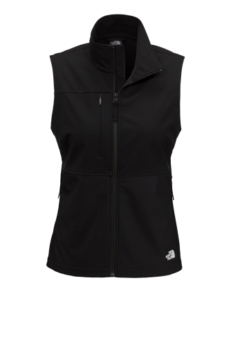The North Face Ladies Castle Rock Soft Shell Vest
