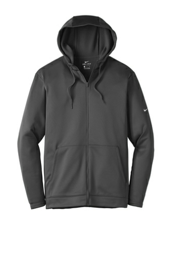 Therma-FIT Full-Zip Fleece Hoodie