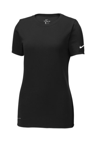 Ladies Dri-FIT Scoop Neck Tee