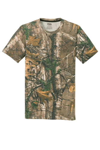 Russell Outdoors Realtree Explorer 100% Cotton T-Shirt