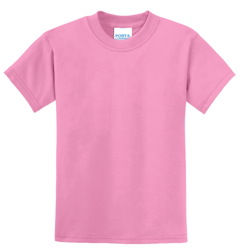 Port & Company Youth 50/50 Cotton/Poly T-Shirt