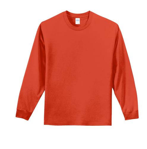 Port & Company Long Sleeve Essential T-Shirt