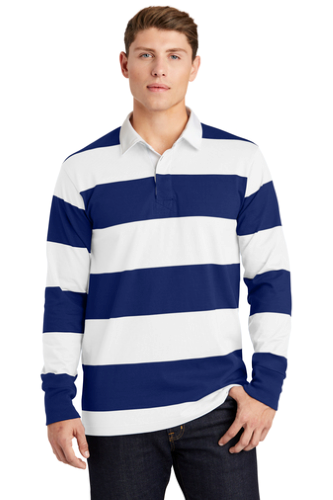 Classic Long Sleeve Rugby Polo