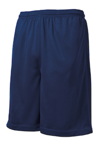 Sport-Tek PosiCharge Tough Mesh Pocket Short