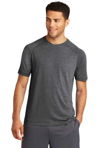 PosiCharge Tri-Blend Wicking Raglan Tee