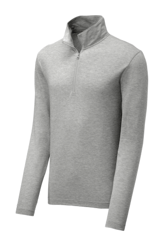 PosiCharge Tri-Blend Wicking 1/4-Zip Pullover