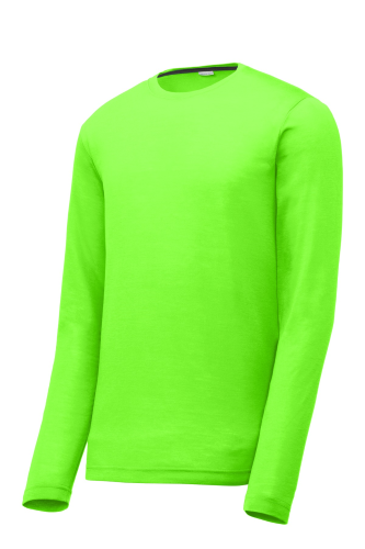 Sport-Tek Long Sleeve PosiCharge Competitor Cotton Touch Tee