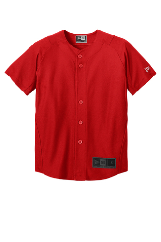 Youth Diamond Era Full-Button Jersey