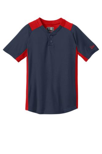Youth Diamond Era 2-Button Jersey